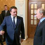 Андрей Никитин упрочил позиции в губернаторском рейтинге АПЭК в группе «Сильное влияние»