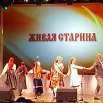 Коллекция известного собирателя народных костюмов произвела фурор на фестивале в Великом Новгороде