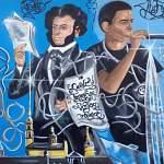 Боровичанин стал финалистом Всероссийского конкурса граффити
