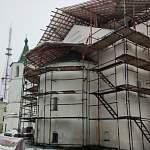 В Великом Новгороде до конца года должны отреставрировать церковь Дмитрия Солунского