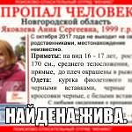 Пропавшую в октябре девушку из Боровичского района помогли найти местные жители