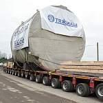Сегодня в районах Новгородской области возможны перебои со светом из-за движения огромного автопоезда