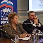 В Великом Новгороде прошли совещания, посвящённые реализации проектов «Единой России»