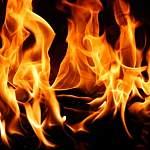 У новгородских пожарных выдались горячие выходные