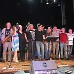Da Kapo band и Woodoo blues band дали совместный концерт в будущей новгородской столице блюза
