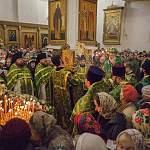 В Хутынском монастыре прошли торжества в честь его основателя - преподобного Варлаама