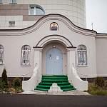 Митрополит Лев обратился с проповедью к сотрудникам и пациентам новгородского онкоцентра