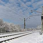 В новогодние праздники будет курсировать дополнительный поезд Москва – Великий Новгород – Санкт-Петербург