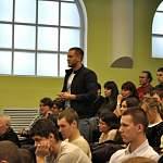 На следующей неделе планируется встреча Андрея Никитина со студентами
