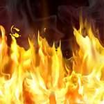 Воскресным вечером на пожаре в Боровичах погибли две женщины