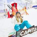 Новгородка Настя NOisy зачитала рэпчик после катания на сноуборде с Артемием Лебедевым
