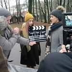 В сети появились первые фото со съемок фильма «Великий» с участием новгородских школьников
