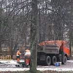 Парк 30-летия Октября в Боровичах обещают сдать к 1 декабря