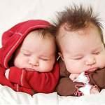 В этом году Новгородской области родилось 88 двоен и две тройни
