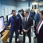 На базе НовГУ открылась фабрика пилотирования проектов НТИ