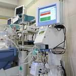 В детскую областную больницу поступили новые аппараты ИВЛ