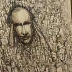 Путин явился армянскому художнику во сне и попросил поскорее написать картину
