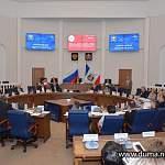 Губернатор Новгородской области поблагодарил депутатов за принятие бюджета региона