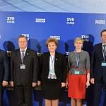 Новгородцы приняли участие в XVII съезде «Единой России»