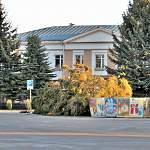 Порыв ветра испортил праздник в Сольцах