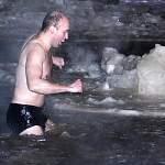 В Великом Новгороде определили места для крещенского купания