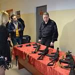 Росгвардия сообщила сколько единиц оружия находится на руках у новгородцев
