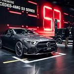 Заветное число «53» появилось на новых гибридных моделях Mercedes-Benz