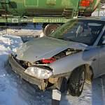 Новгородская область огорчила железнодорожников ростом количества ДТП на переездах