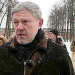 Сергей Трояновский провёл экскурсию для Григория Явлинского в Великом Новгороде