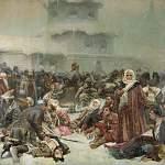 В Третьяковской галерее представят картину «Марфа Посадница. Уничтожение Новгородского веча»