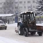 В новгородской мэрии сегодня утром обсудили уборку снега