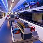 На ж/д станции Валдая и Боровичей прибудет уникальный выставочный поезд