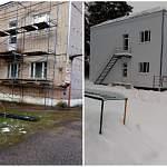 Было-стало: в Мошенском завершился ремонт детского сада «Лучик» на средства президентского резервного фонда