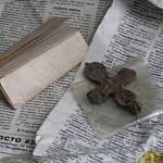 В истории с крестом – неожиданный поворот. Археолог Павел Колосницын выдвигает новую версию