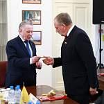 Сергей Митин возглавил «сложнейшее направление» работы  Российского военно-исторического общества