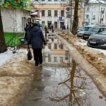 «Опять поплыли»: как в Великий Новгород весна пришла