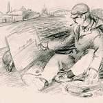 В петербургском хосписе умер дедушка Яшке – старший из «Митьков»