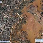 Ситуацию с паводком в Новгородской области и других регионах страны мониторят из космоса