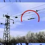 Причиной остановки «Сапсана» стал обрыв контактного провода
