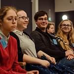 В Великом Новгороде лучшие школьники России пошли в бой с улыбкой