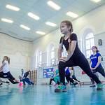 Новгородские семьи посвятили выходной спорту