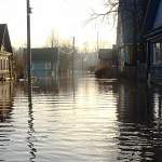 В Крестецком районе пришлось эвакуировать жильцов затопленного дома