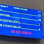 Инициатива Алексея Чурсинова о прямых выборах мэра отклонена Новгородской областной Думой