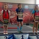 Юная новгородка установила несколько рекордов на первенстве России по пауэрлифтингу