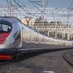 Под Великим Новгородом застрял поезд