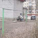 В Великом Новгороде открылась «столовая» для кошек