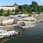 В Новгородской области построят три причала для туристических судов