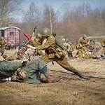 В Тесово-Нетыльском вновь пройдет масштабный военно-исторический фестиваль