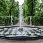В Летнем саду Санкт-Петербурга появится фонтан с запахом «Счастья»