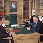 Андрей Никитин посоветовал новому чудовскому главе привлекать на руководящие позиции молодежь